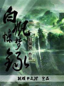 小说:白矾惊梦录,作者:轩辕波